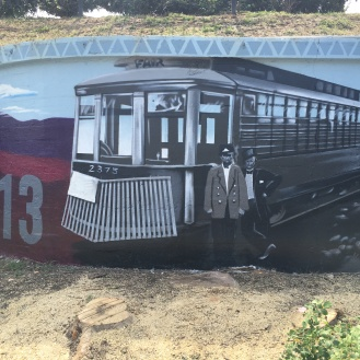 Chilhowee Park Mural by Brandon Donahue