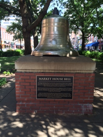Market House Bell by McShane & Co.