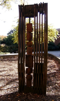 Untitled Totem by Joe Falsetti and James Darrow